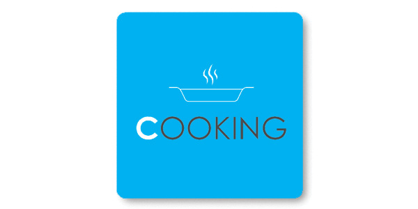 4 Cooking options available