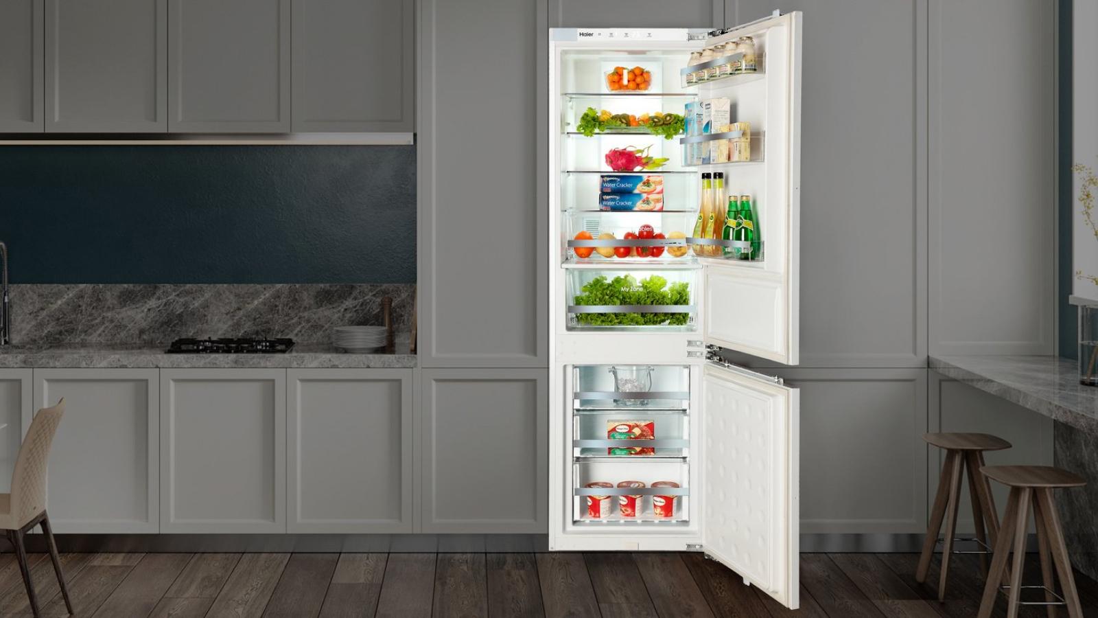 Встраиваемый холодильник серииBCFT629