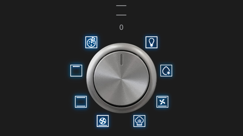 Современные утапливаемые переключатели с подсветкой