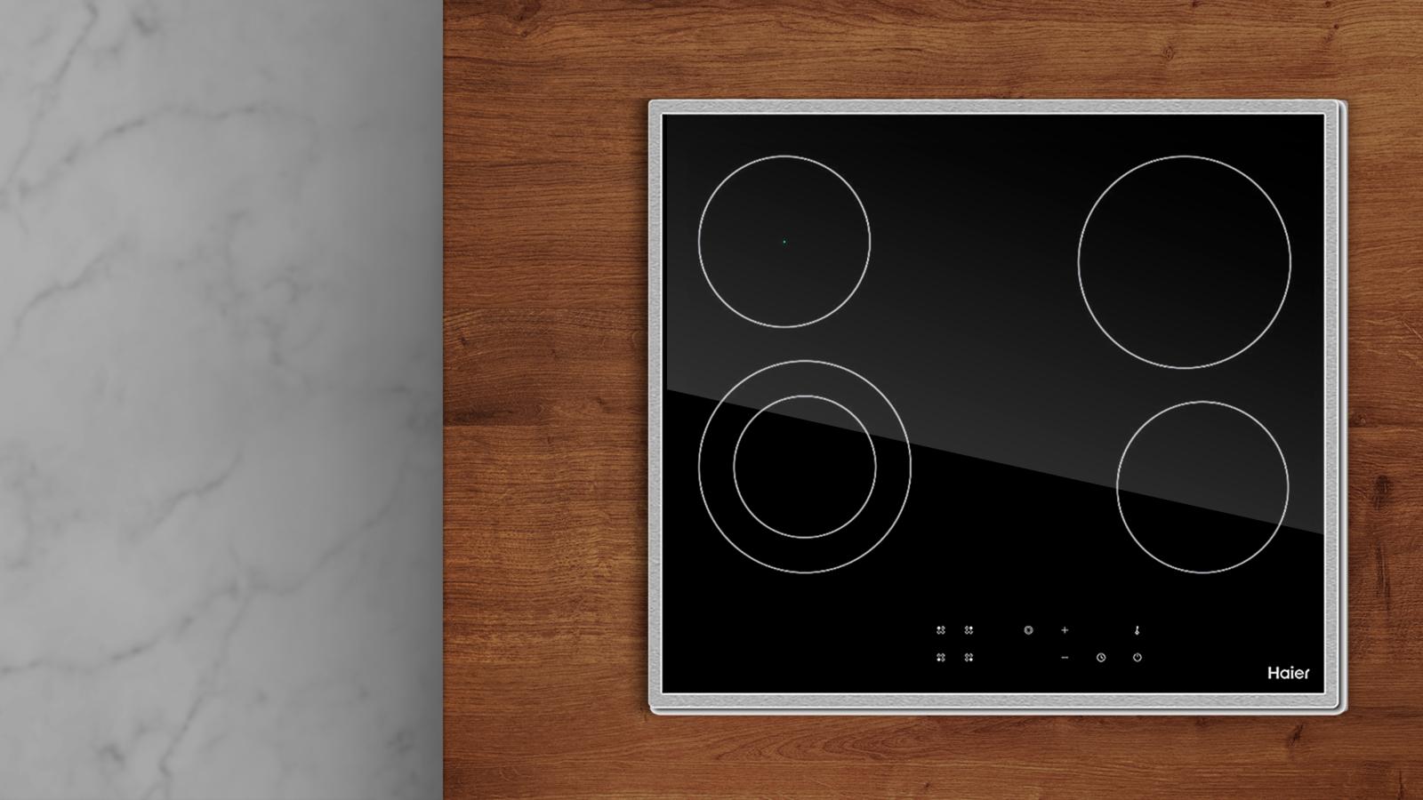 Серия стеклокерамических варочных панелей С64