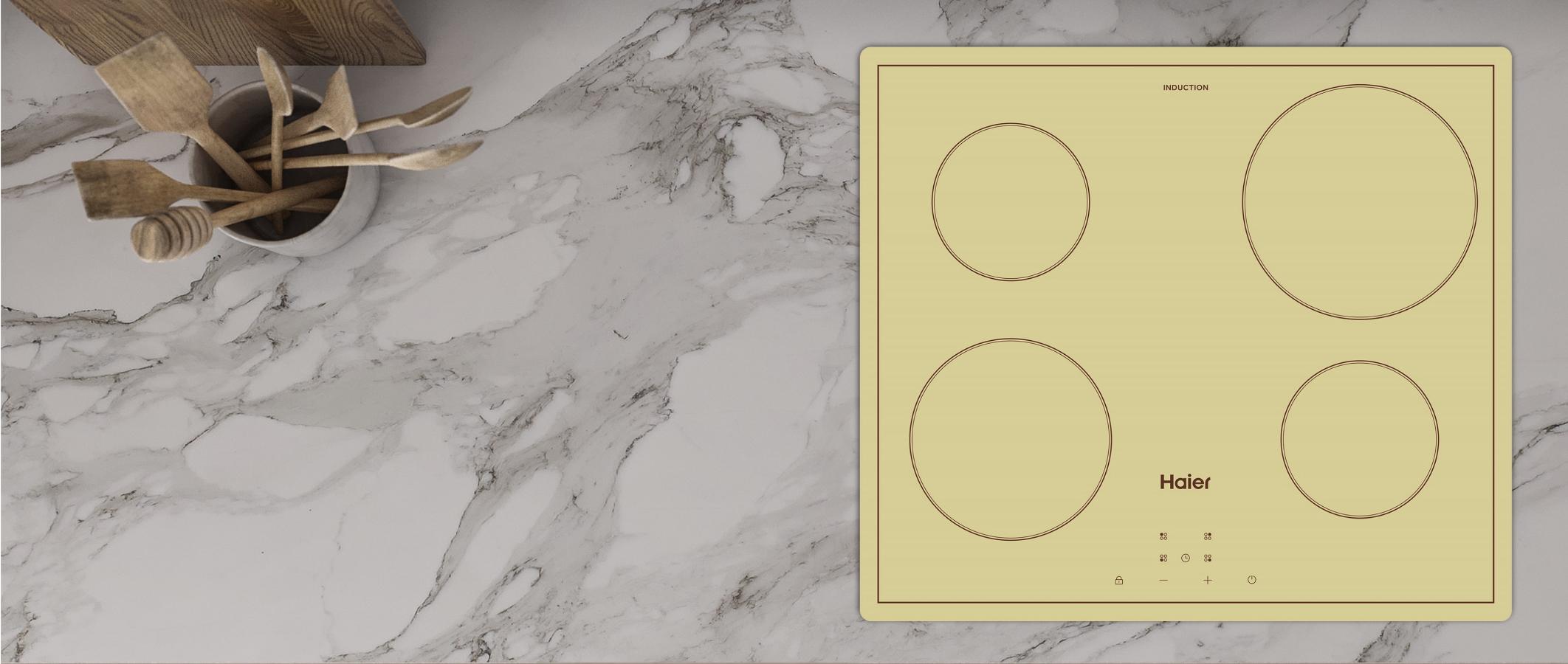 Серия стеклокерамических варочных панелей Y64
