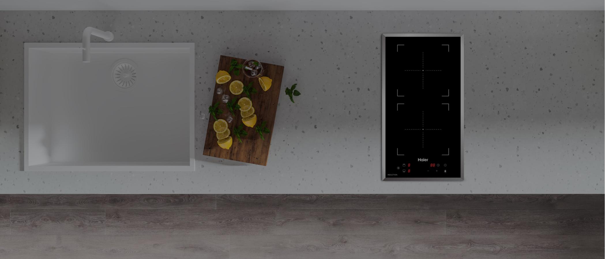 Серия стеклокерамических варочных панелей Y32