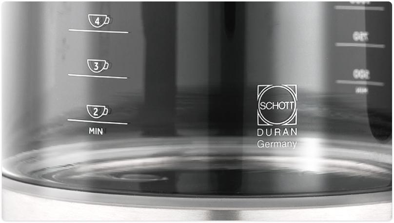 Термостойкое стекло Schott Duran