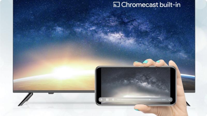 Технология Chromecast