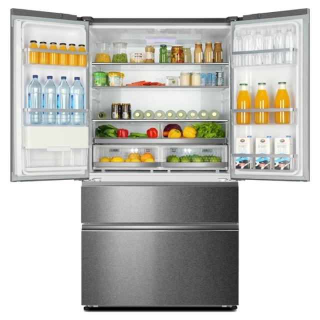Многодверные холодильники HB25FSSAAARU