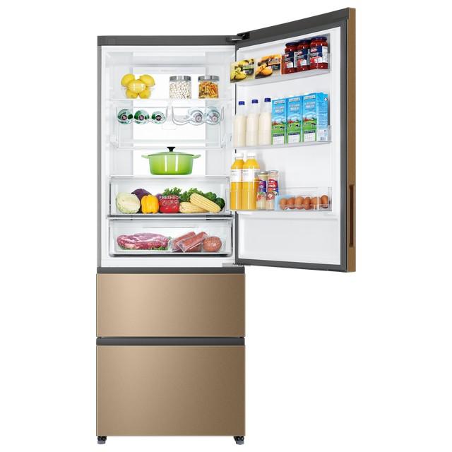 Комбинированные холодильники A4F742CGG