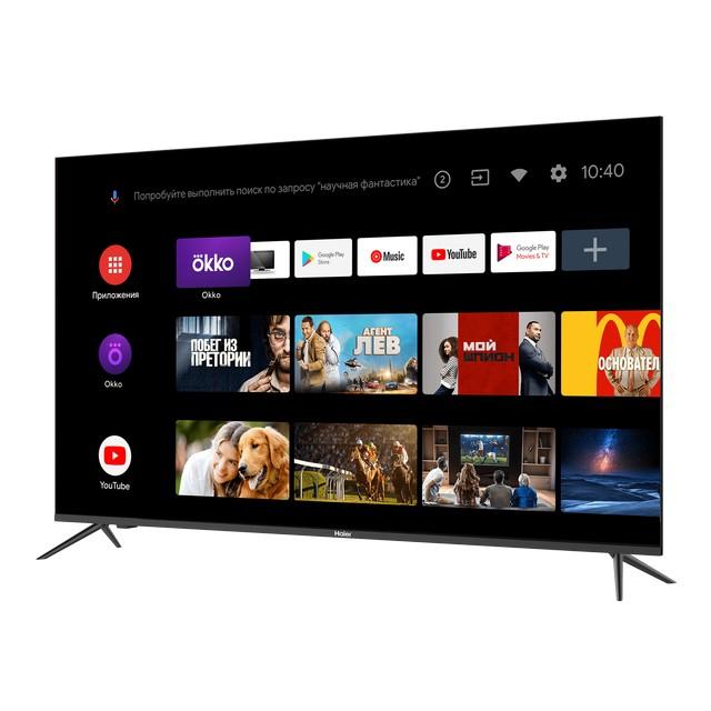 Телевизоры HAIER 43 SMART TV MX LIGHT