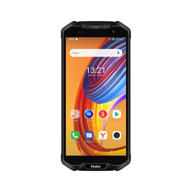 Смартфоны Haier Titan T3 Black + Red