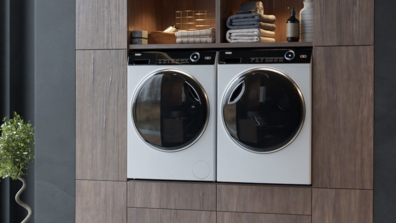 A dryer that treats your laundry with warmth