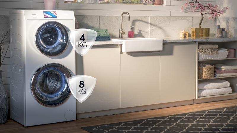 Moins de temps de lavage veut dire plus de temps pour faire les choses que vous aimez!