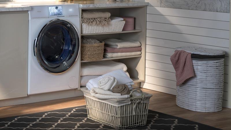 Lavaggio sempre perfetto, grazie allo Smart Detecting