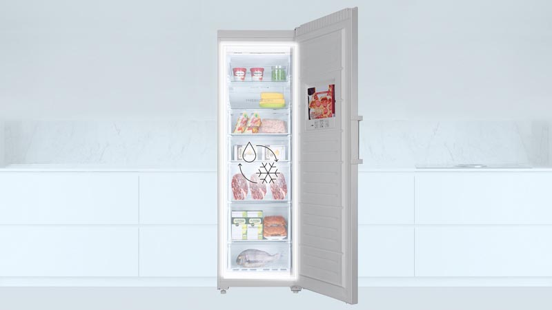 Frigo o freezer? A te la scelta...