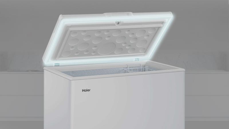 Elimina i batteri dal freezer per sapori che si mantengono più a lungo