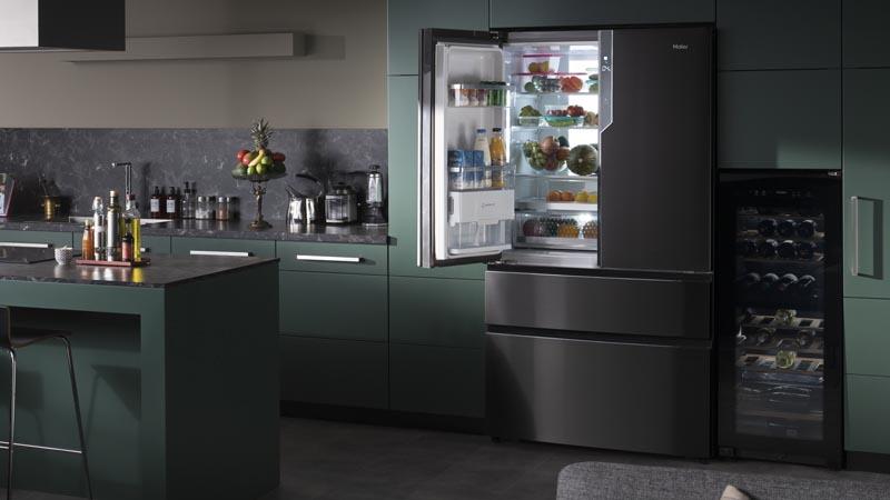 Großer Kühlraum und erlesener Stil