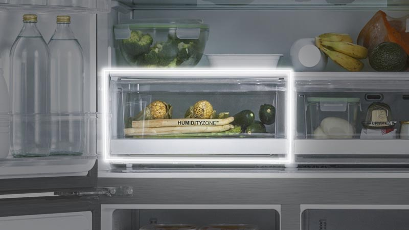 Preserve fresh food 2 times longer