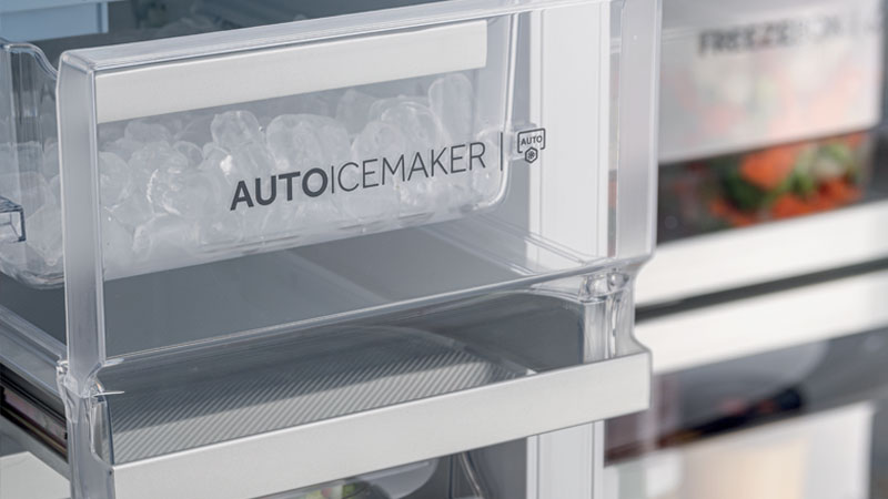 Auto-ice Maker