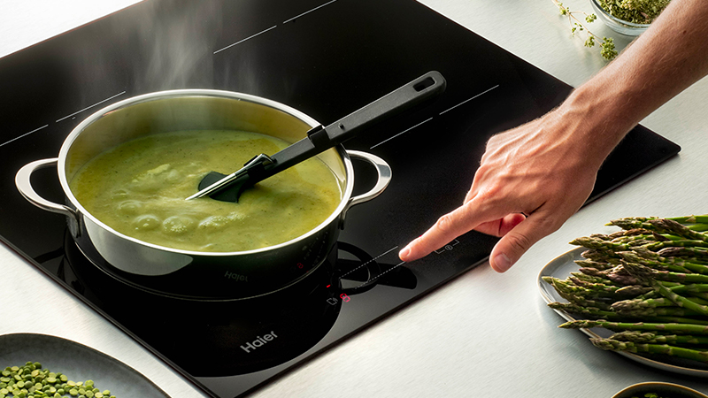 Slide into the future of easy cooking