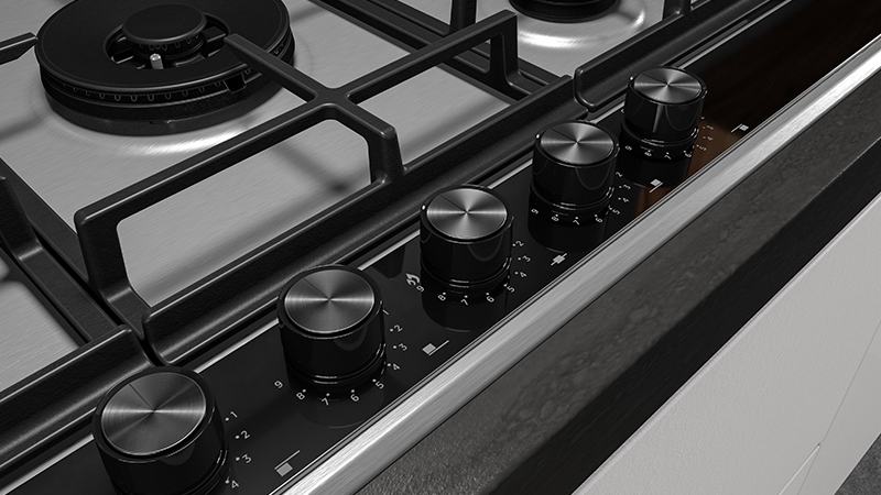 Master the heat for a precise cooking