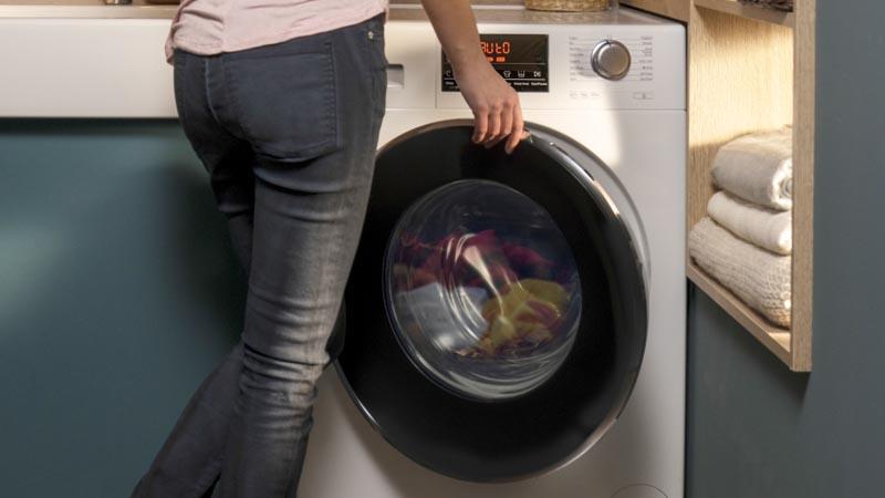 Une flexibilité totale pour la durée du cycle de lavage.