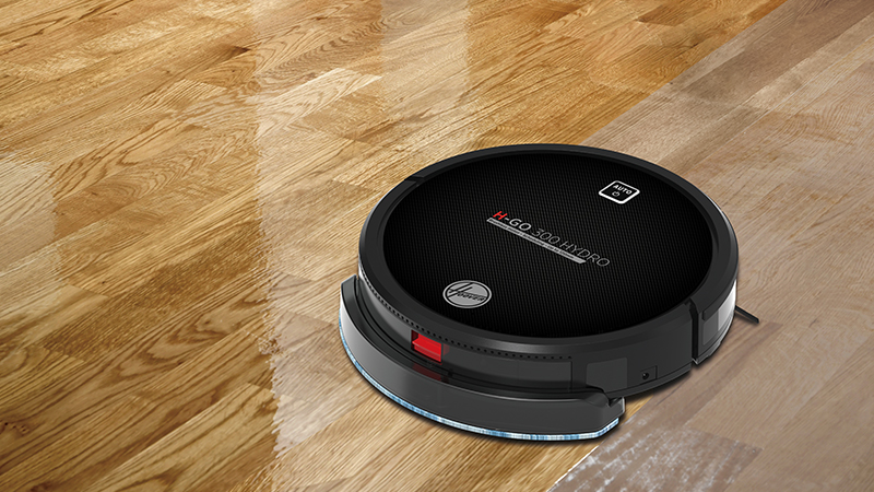 2in1 Vacuum and Mopping function