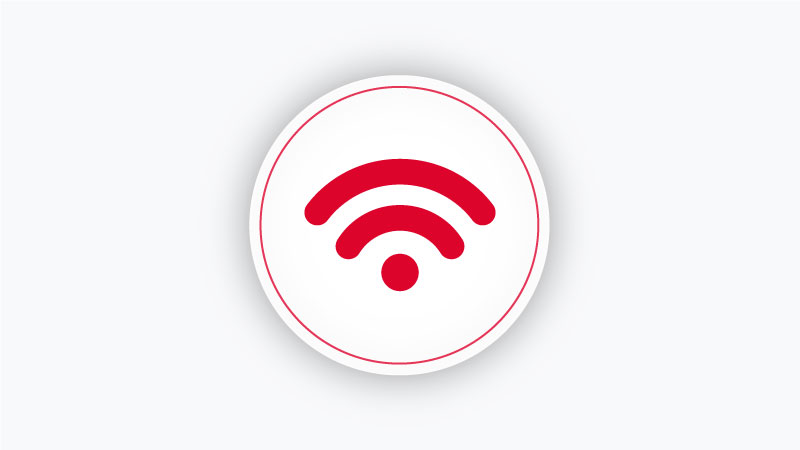 Wifi domestic connection