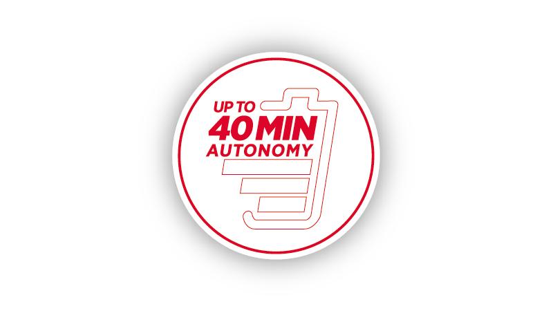LONG-LASTING AUTONOMY