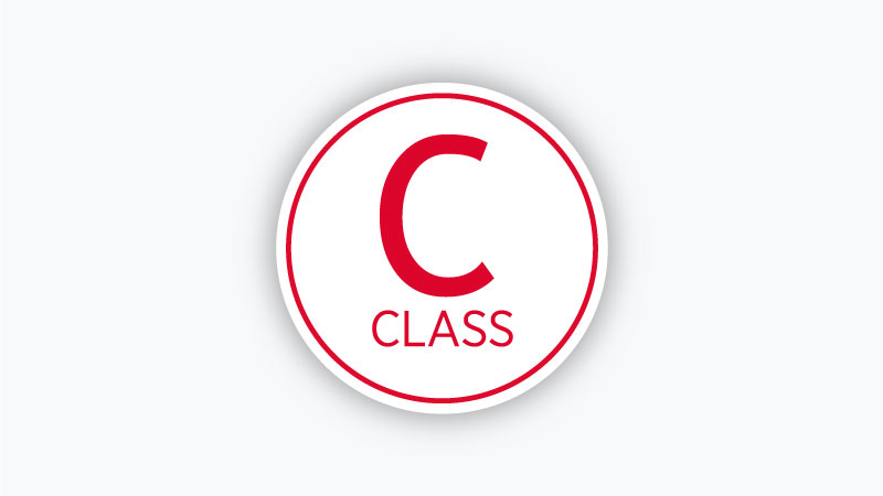 C CLASS