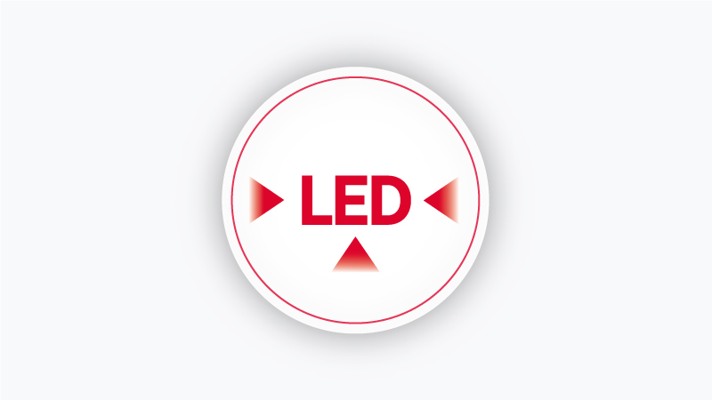 Luce LED interna