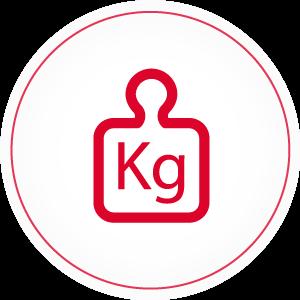 Capacity (kg)